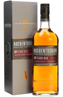 Whisky Auchentoshan Single Malt 12 Años C/ Estuche Escoces