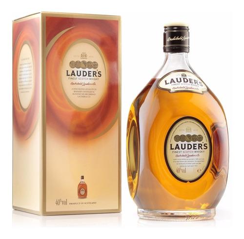 Whisky Lauders 8 Años C/estuche Envio Gratis En Caba