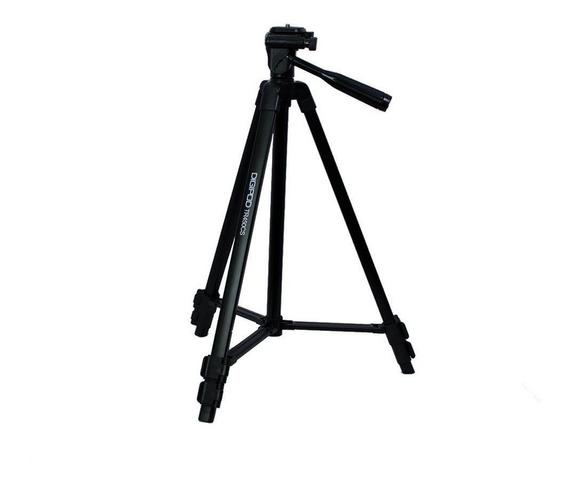 Tripé DigiPod Tr450cs Para Cameras E Leds Original Nf
