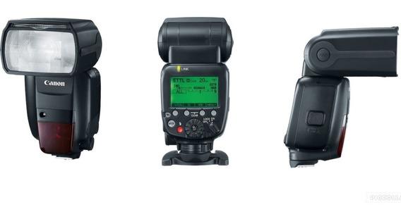 Flash 600ex Ii-rt Canon Speedlite Original