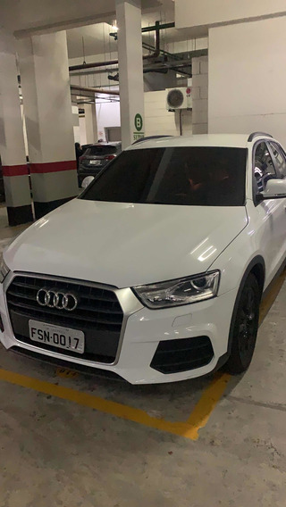 Audi Q3 1.4 Tfsi Attraction S-tronic 5p 2017