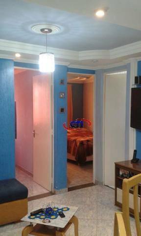 Imagem 1 de 8 de Apartamento  À Venda, Demarchi, São Bernardo Do Campo. - Ap1493