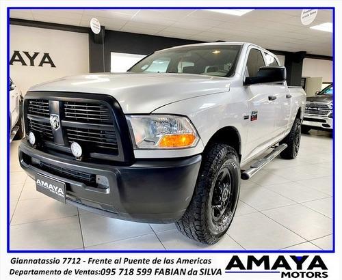 Dodge Ram 2500 5.7 Pickup Crew Cab Slt 4x4 Mt Amaya Motors!!
