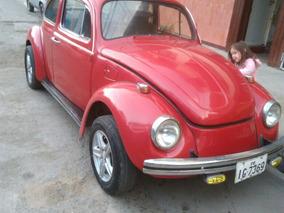 Volkswagen Escarabajo Remato Por Viaje !!!