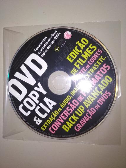 Cd Pc Original - Dvd Copy & Cia Edição De Filmes