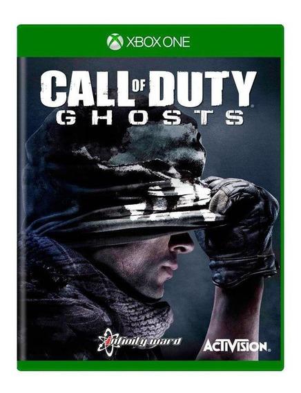 Call Of Duty Ghosts Xbox One Mídia Física Pronta Entrega
