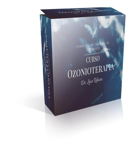Ozonioterapia Online Em Vídeos Aula Em Área De Membro