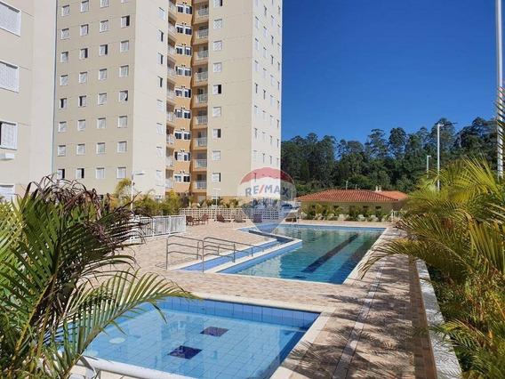 Apartamento No Mogi Moderno - 3 Dormitórios - Mogi Das Cruzes - 62 M² - Ap0374