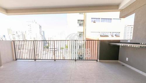 Imagem 1 de 30 de Apartamento Com 2 Dormitórios À Venda, 93 M² - Santa Cecília - São Paulo/sp - Ap17576
