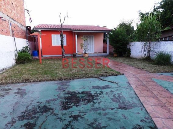 Terreno Com 2 Casas E Otima Localizacao - V-592