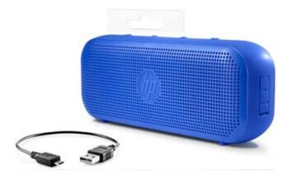 Caixa Som, Speaker Mobile Bluetoo Ths400 Azul/verm Ou Preta