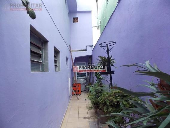 Sobrado Residencial À Venda, Parque Planalto, São Paulo - So1352. - So1352