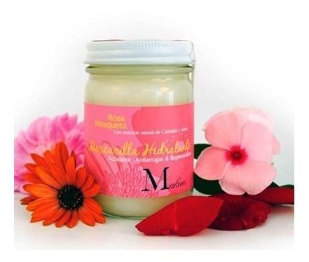 Mascarilla De Rosa Mosqueta Makua (orgánico 100% Natural)