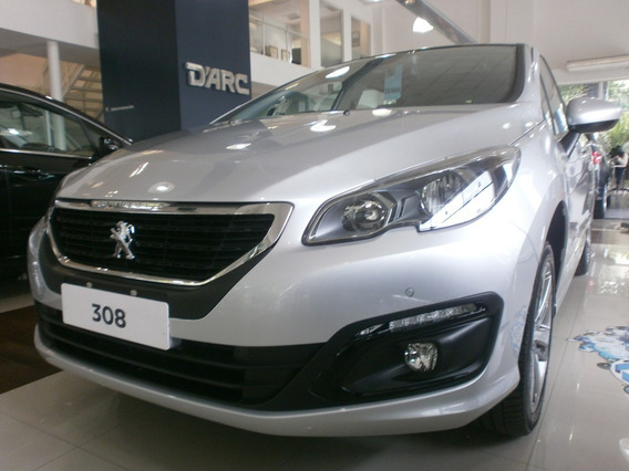 Peugeot 308 0km Plan Nacional - Ctas Sin Interes