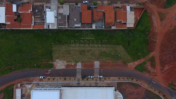 Terreno, Jardim Santa Rosa, Jaboticabal - R$ 80.3 Mil, Cod: 1722250 - V1722250