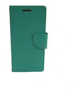 Cartera Funda Protector Samsung Grand Prime G530 G531 Aqua