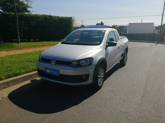 Volkswagen Saveiro Cab Ext 1.6 2016