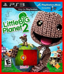Little Big Planet 2 Ps3 Jogos Psn Dublado Portugues
