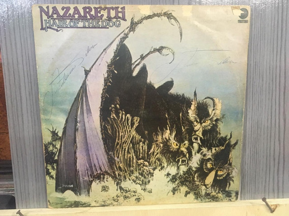 Lp - Nac - Nazareth - Hair Of The Dog - Frete 15