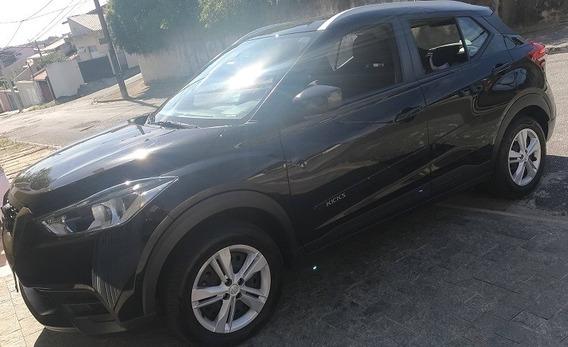Nissan Kicks 1.6 16v S Aut 5p 2018 Flex Pto Un.dona Só Venda