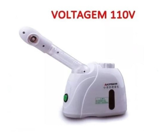 Vaporizador Facial Portátil Vapor De Ozônio K-33s 110v