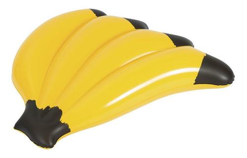 Colchoneta Inflable Agua Pileta Playa Bestway Banana Mat
