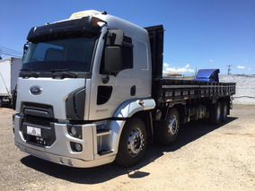 Ford Cargo 2429 8x2 Bitruck 2013