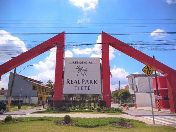 Locação Casa C/2 Dorms Sendo 1 Suíte Real Park Tietê - Mogi