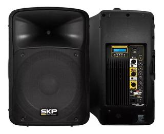 Bafle Activo Skp Sk-5p Usb Mp3 Bluetooth Fm 250 Watts Rms P