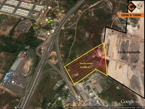 Imagem 1 de 1 de Terreno Comercial Na Estrada Da Cascalheira - Te00457 - 69561197