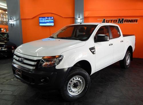 Ford Ranger Xl Safety 2015 4x2 - Unico Dueño - Igual A 0km