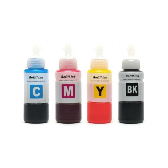 1 Tinta Impressora Epson L220 L355 L365 L375 L380 L395 L396