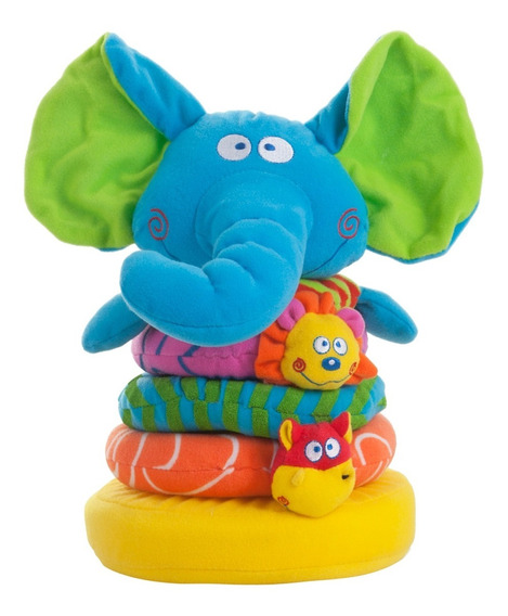 Espiral Plush Infant Elephant Mob-1906301