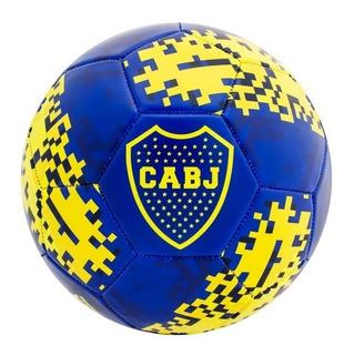 Pelota Futbol Boca Libertadores Nº5 Drb La12 Bosteros