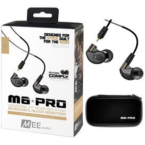 M6 Pro Mee Segunda Geração Fone De Ouvido In-ear   Original