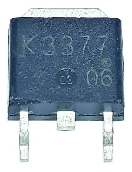 Transistor Mosfet 2s K3377 2s-k3377 2sk3377 60v 20a To252