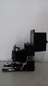 Máquina Fotográfica Antiga Welta Compur
