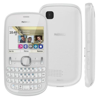 Celular Nokia Asha 201 Só Vivo * Novo *