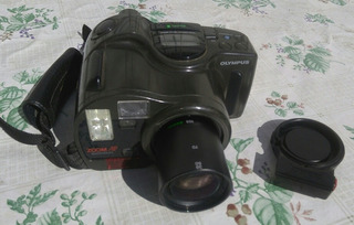 Olympus Infinity Super Zoom 330 . Camara A Rollo 35mm Japon