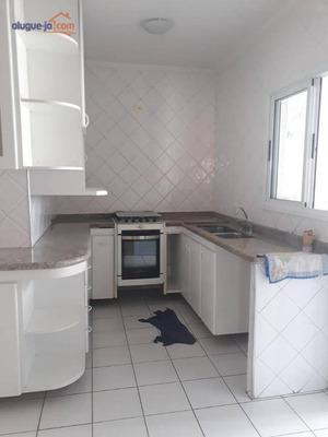 Apartamento Com 3 Dormitórios Para Alugar, 130 M² Por R$ 1.800/mês - Jardim Aquarius - São José Dos Campos/sp - Ap6560