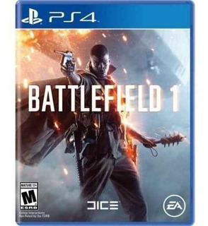Juego Ps4 Battlefield 1