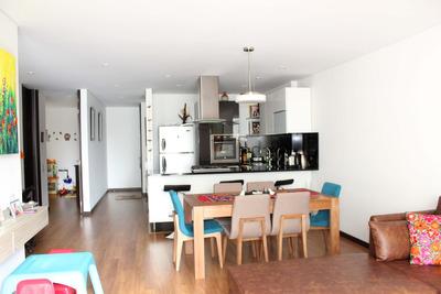 Apartamento En Santa Paula