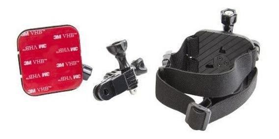 Suportes Para Câmera De Ação Em Capacete Vivitar Viv-apm7004