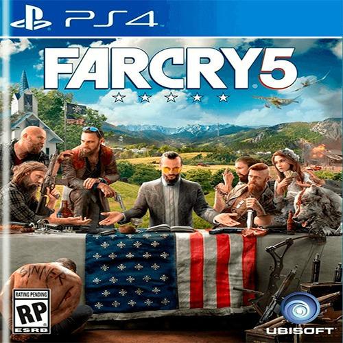 Far Cry 5- Farcry 5 Ps4 - Envio Imediato