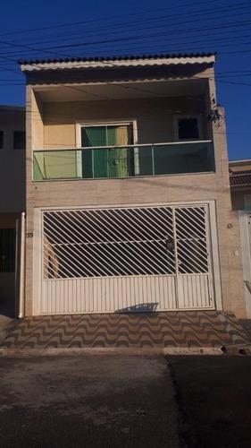 Imagem 1 de 30 de Sobrado Com 3 Dormitórios À Venda, 200 M² Por R$ 800.000 - Jardim Serra Dourada - Itaquaquecetuba/sp - So0317