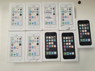 Lote De 9 Celulares iPhone 5s