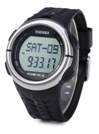 Reloj Skmei 1058 Pulsometro Podometro Calorias Cardiaco