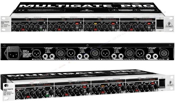 Expander Gate Behringer Multigate Pro Xr-4400