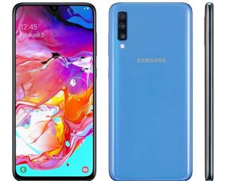 Samsung Galaxy A70 128gb + 6gb Nuevo Sellado Libre Msi