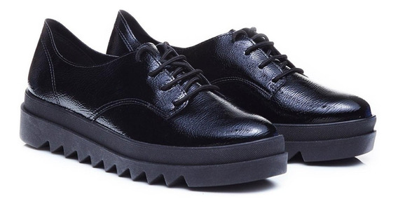 Sapato Tênis Oxford Feminino Beira Rio Tratorado